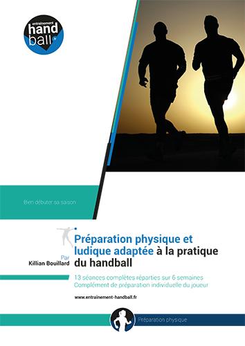 Préparation Physique Handball 13 séances
