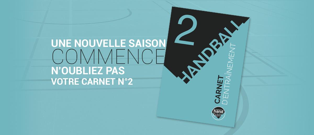 le carnet d 39 entrainement pour les entraineurs de handball. Black Bedroom Furniture Sets. Home Design Ideas