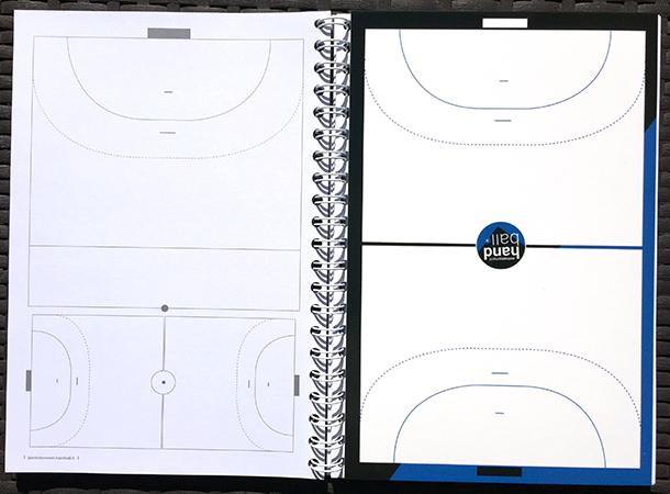 Tablette Tactique Coach Handball