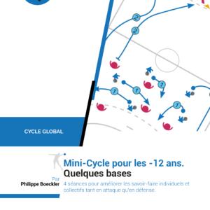 Cycle d'entrainement 02 moins de 12 ans