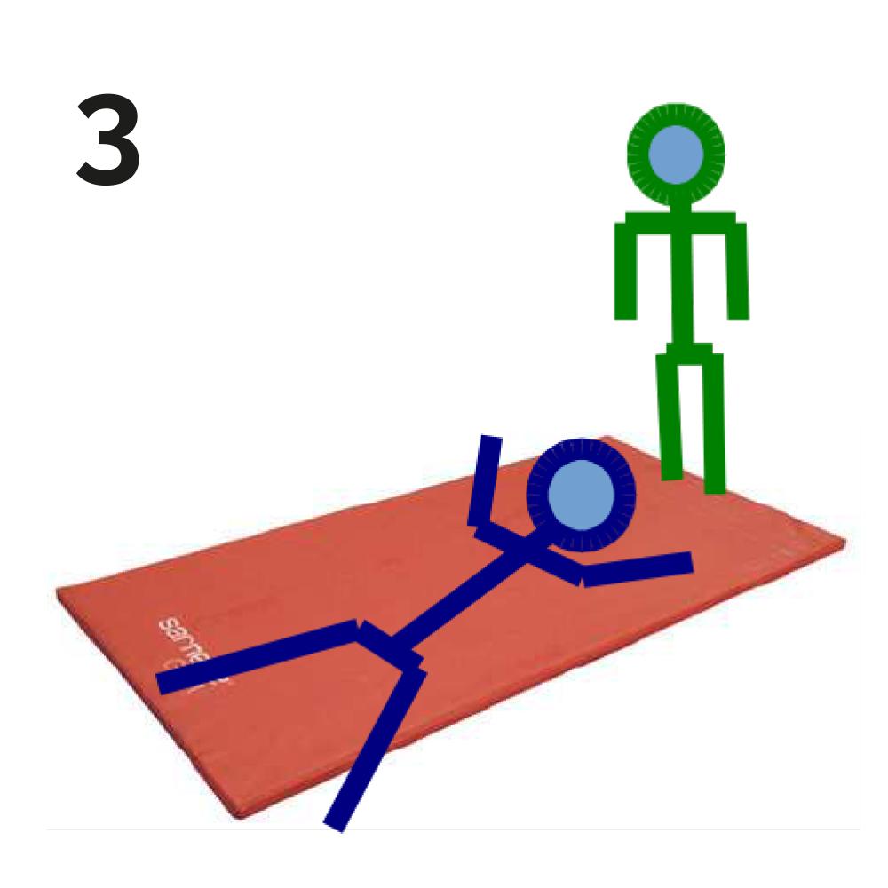 Fiche Exercice de Handball Défense Duels au sol entre 2 ...