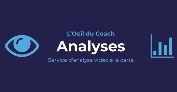 Oeil du Coach Analyse