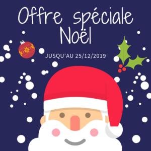 Offre spéciale Noel 2019