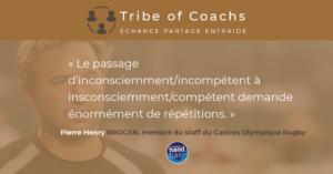 3 questions à ... Pierre Henry Broncan, membre du staff du Castres Olympique (2020/2021)