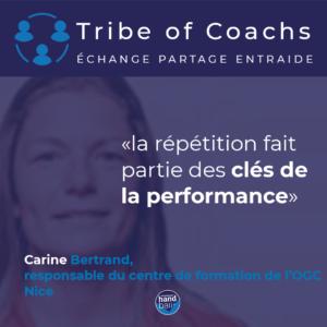 3 questions à Carine Bertrand, responsable du centre de formation de l'OGC Nice