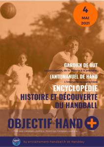 Couverture Webzine Objectif Hand 04 Mai 2021