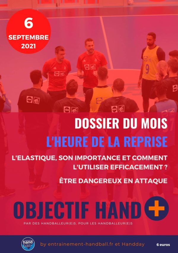 Couverture Objectif Hand 6